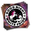 Good Night White Pride -tarranippu (yksisarvinen)